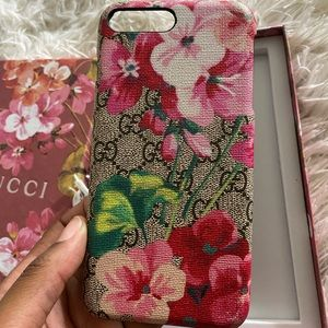Gucci phone case for iPhone 8 Plus
